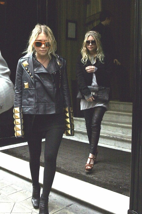Ashley Olsen Blonde Fashion Mary Kate Olsen Pretty Image 160452 On
