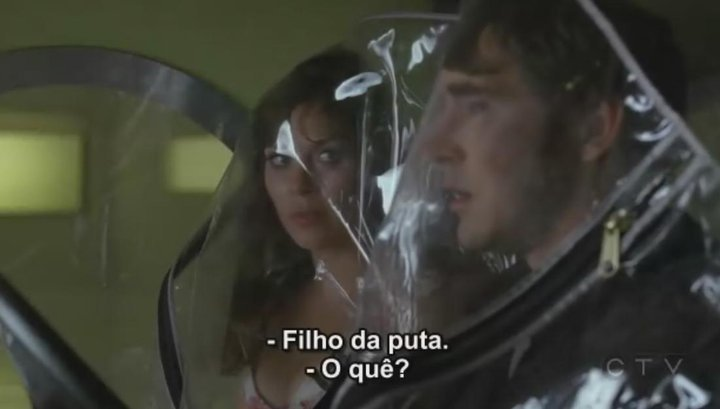 asshole, pushing daisies, subtitles