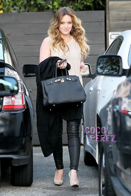 beautiful, birkin bag, birkins, fashion, gorgeous, hermes, hilary duff, pretty, sexy, style