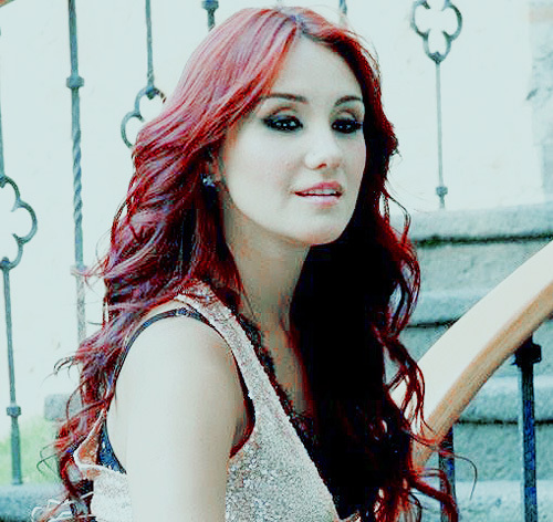 beautiful, diva, dulce maria, fashion, girl, hot, redhead, sexy, woman, ya no