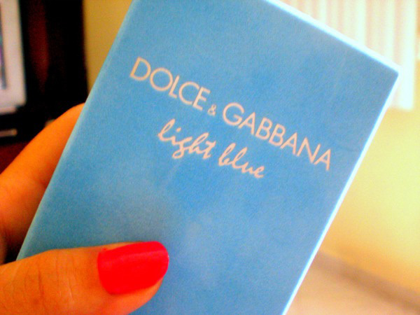 blue, box, dolce & gabbana, fashion, fragrance