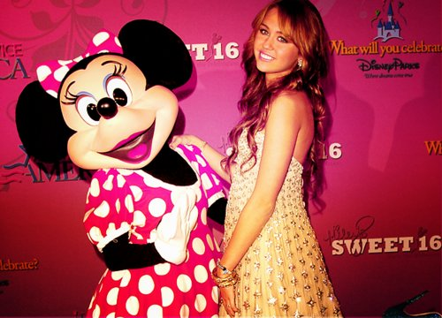 bob miley, disney, diva, miley cyrus, minnie