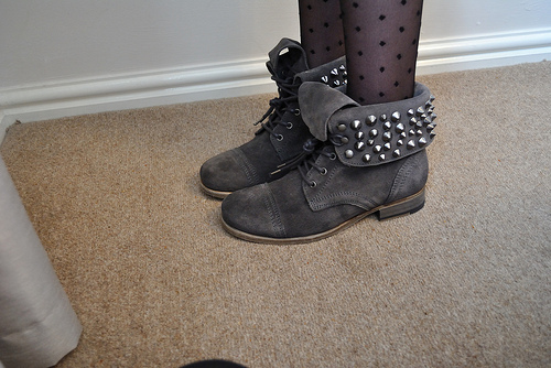 boots, cute, shoes