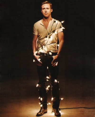 boy, lights, ryan gosling