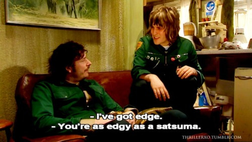 caption, funny, howard moon, mighty boosh, subtitle
