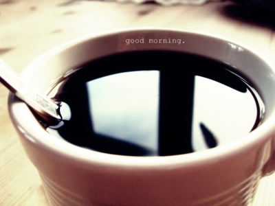 coffee, good morning, morning