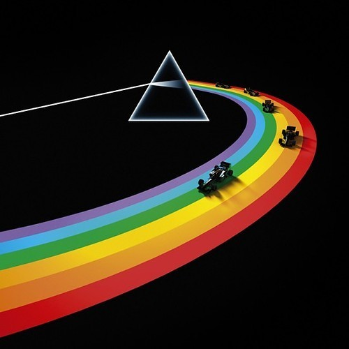 colors, dark side of the moon, music, pink floyd