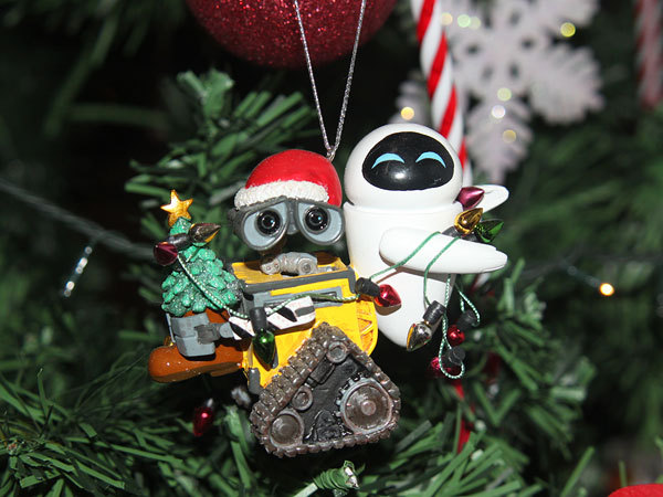 disney, natal, wall-e, walle
