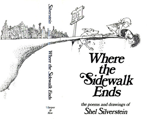 Why Is My Biography of Shel Silverstein Headed for the Sidewalk's End?