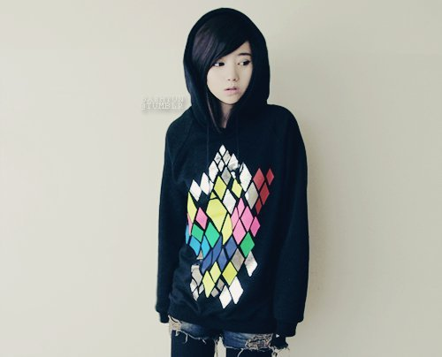 fashion, girl, korea, mikki, ulzzang