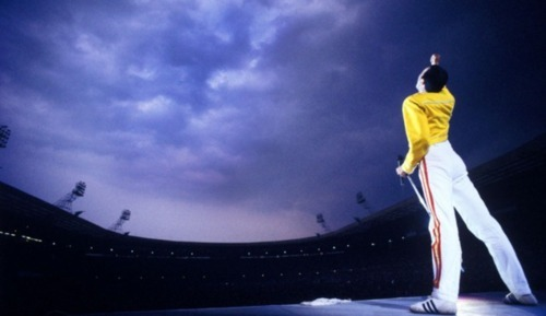amazing, freddie mercury, performance, queen, sky