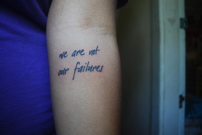 Tattoo Quotes On Arm