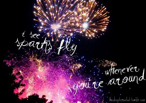 around, fireworks, lyrics, sparks fly, taylor swift