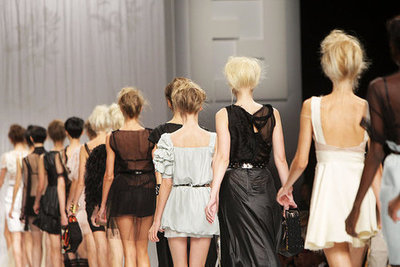 back, beautiful, blonde, brunette, fashion
