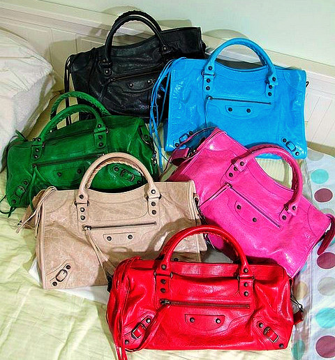 bags, balenciaga, collection, fashion, purses