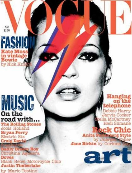 black and white, blonde, covers, david bowie, fashion