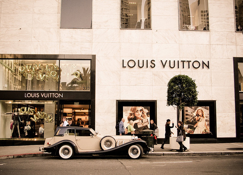 car, fashion, louis vuitton, store, style