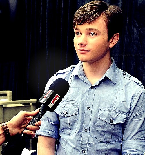 chris colfer, glee, kurt, kurt hummel