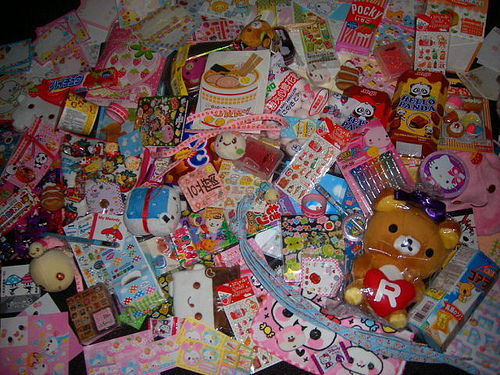 cute, cute stuff, hearts, kawaii, kawaii stuff