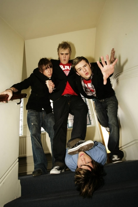 danny jones, dougie poynter, harry judd, mcfly, tom fletcher