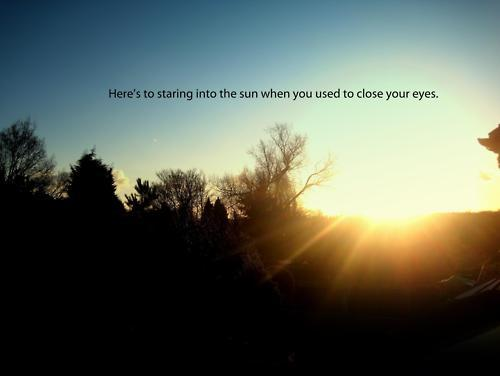 lyrics, photo, quote, sun, text