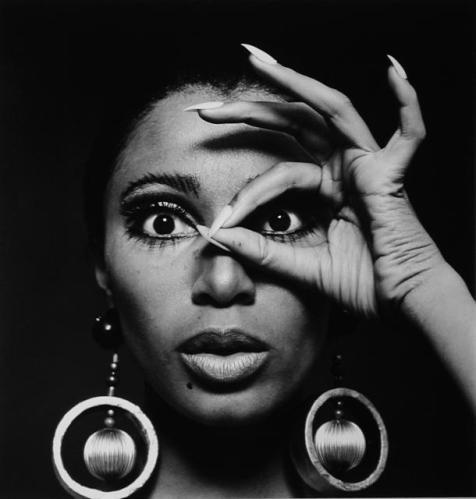 60s, andy warhol, beautiful, black, donyale luna