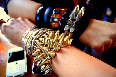 accesories, fashion, spikes