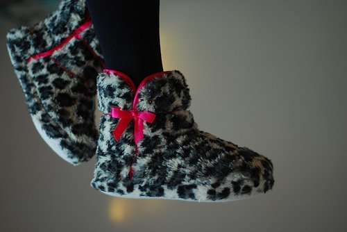 animal print, cute, fluffy, pink, ugg