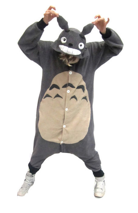 awesome, costume, eu quero, halloween, soooo awesome, this year, totoro