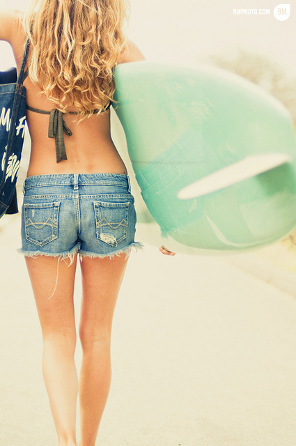 back, beautiful, fashion, girl, hair, love, shorts, skinny, summer, thighs, thin, thinspiration, thinspo