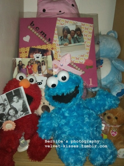 bear, blue, carebear, cookie monster, cookie monster and elmo