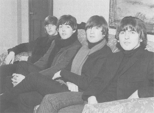 beatles, george harrison, john lennon, paul mccartney, ringo starr