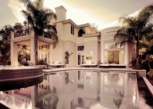 beautiful place, house, place, places, pool