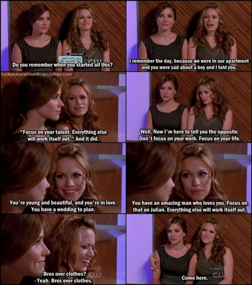 brooke and haley , brooke davis, friends, haley &amp; brooke, haley james scott
