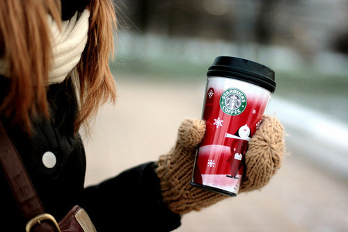 coffee, fashion, starbucks