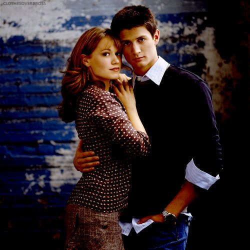 couple, cute, haley, nathan, nathan & haley