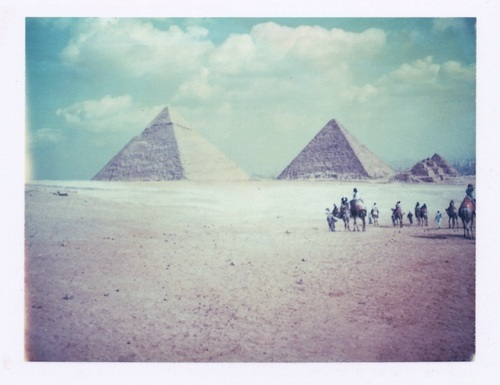 egypt, photography, pyramids, vintage