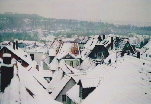 fairytale, freeze, hohoho, roof, snow