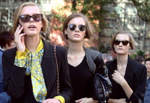 fashion, frida gustavsson, girl, girls , models