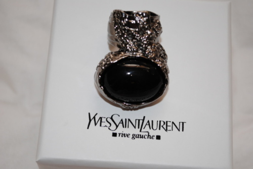 fashion, ring, ysl, yves saint laurent