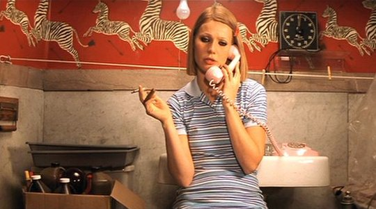 gwyneth paltrow, margot tenenbaum, paltrow, smoking, telephone, tenenbaums, the royal tenenbaums, zebras