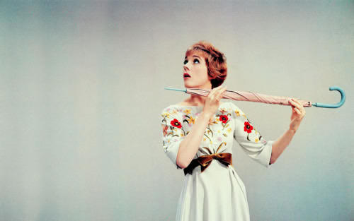 julie andrews, mary poppins, wonderful