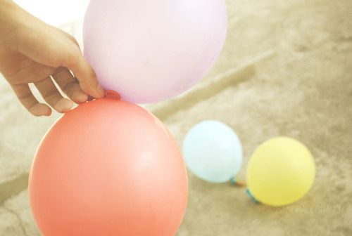adorable, balloons, blue, color, colorful