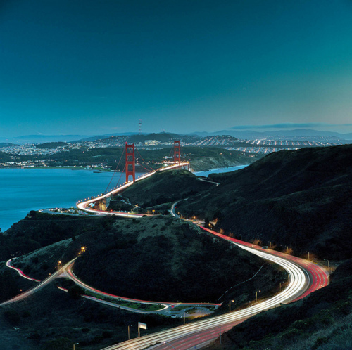 artsy, city, golden gate bridge, marin, san francisco