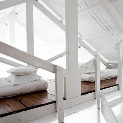 bare, barn, beds, decor, decoration
