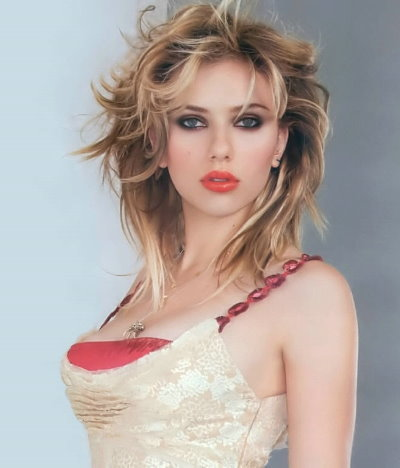 beautiful, blonde, girl, lips, scarlett, scarlett johansson, woman