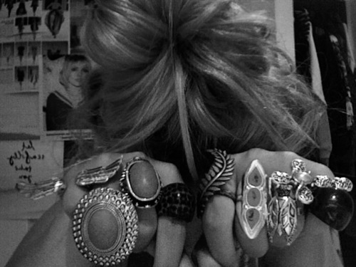 black and white, fashion, hair, jewellery, jewelry