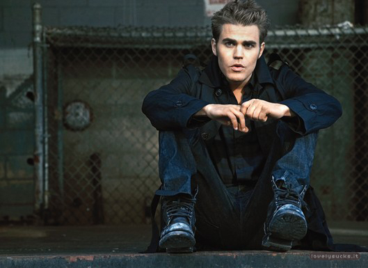 breaakthru, paul wesley, photoshoot, stefan salvatore