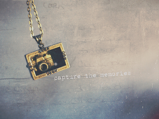camera, capture, memories