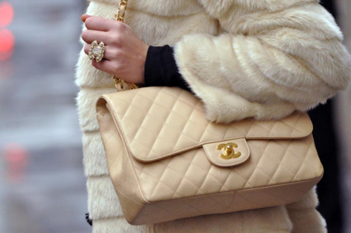 chanel, fashion, girl, purse, ring